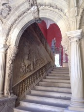 Staircase, University, Baeza