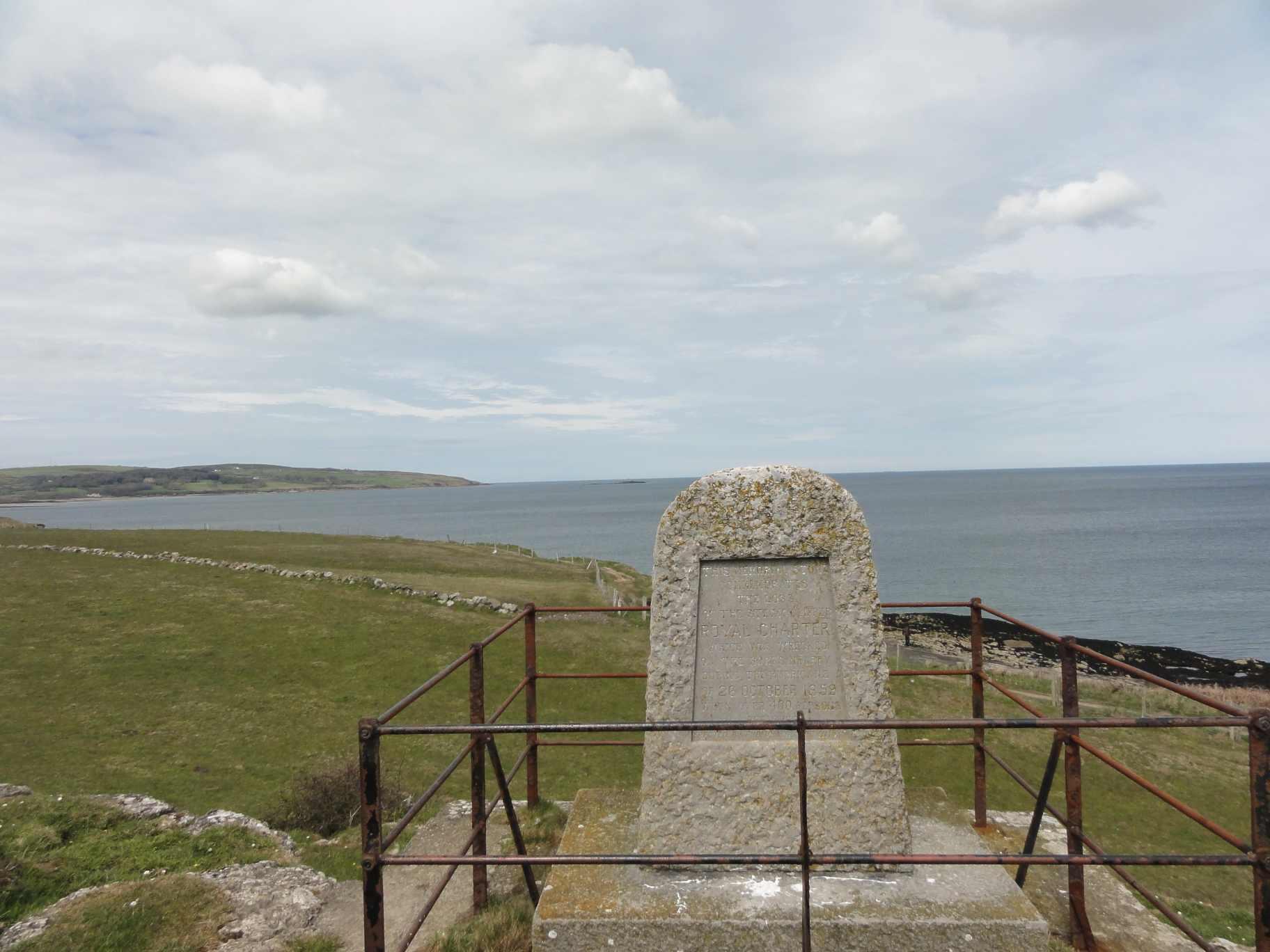 Plas Lligwy  Moelfre Anglesey  Score 35  Motorhomedreamer