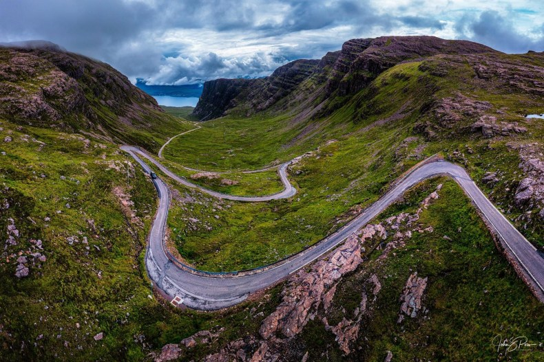picture of applecross nc 500