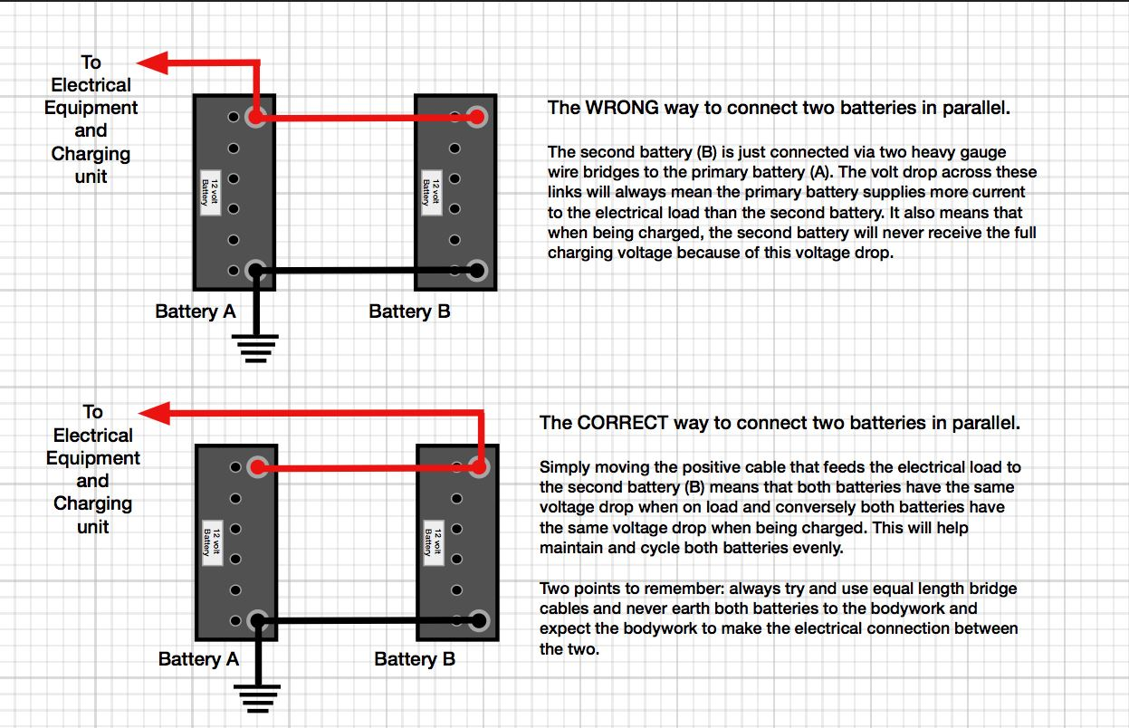 hight resolution of rv battery wiring
