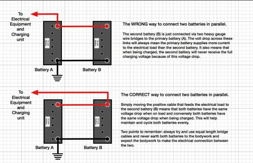 small resolution of rv battery wiring