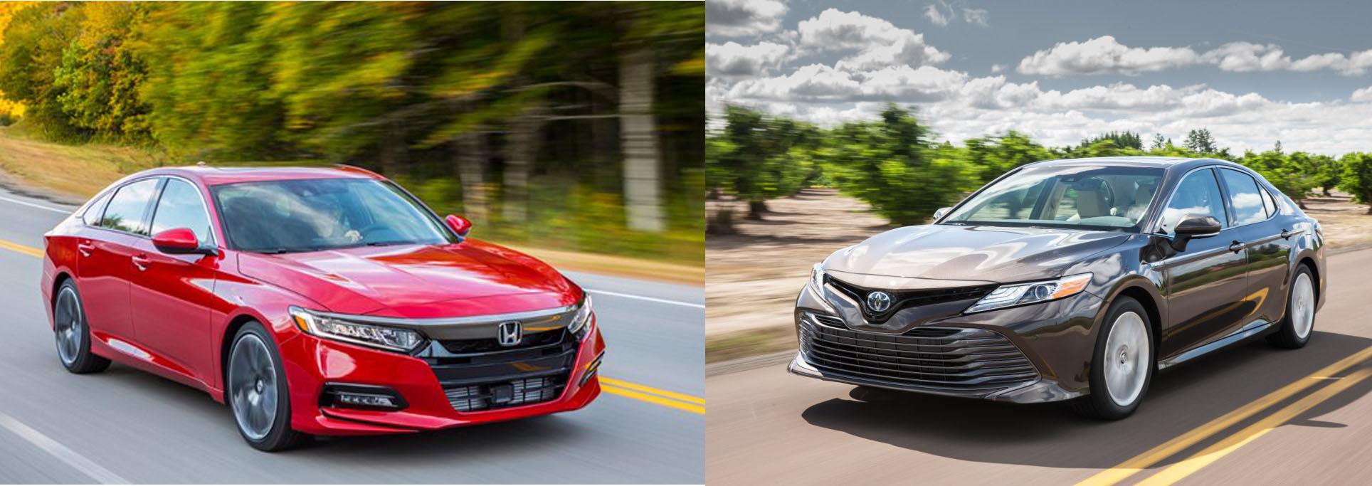 all new camry vs accord harga kijang innova 2.4 q a/t diesel venturer 2019 toyota honda quick comparison motor