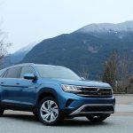 2020 Volkswagen Atlas Cross Sport Right Size Right Time Motor Illustrated