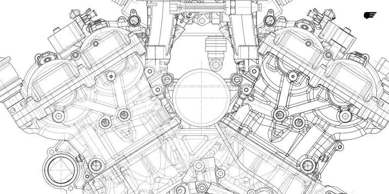 Gordon Murray Automotive T.50 Supercar's V12 Engine Comes