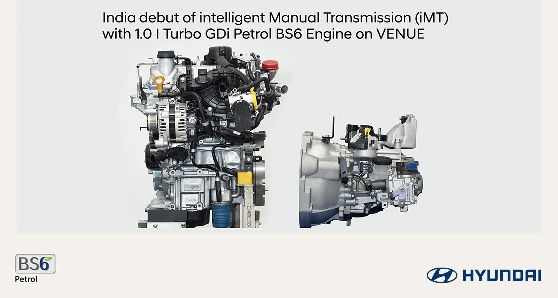 Hyundai To Introduce A Clutch-Pedal-Free Manual