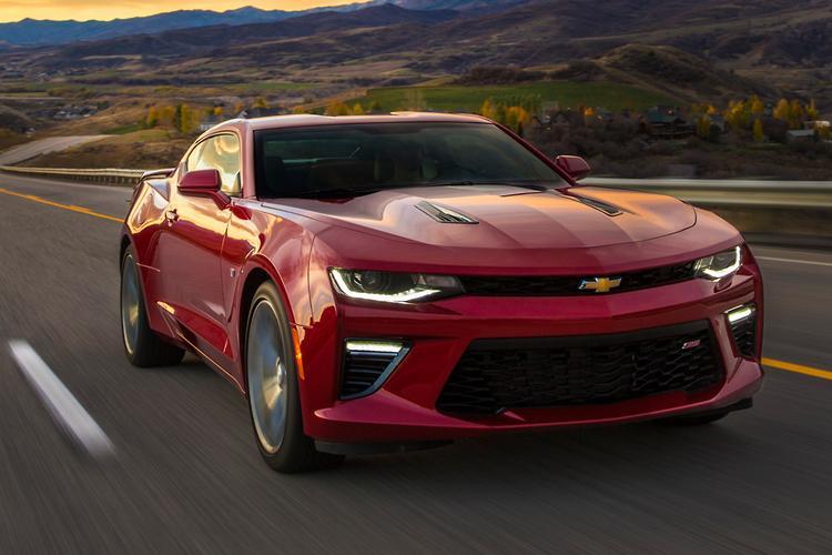 Chevrolet Camaro 2015 Review Au