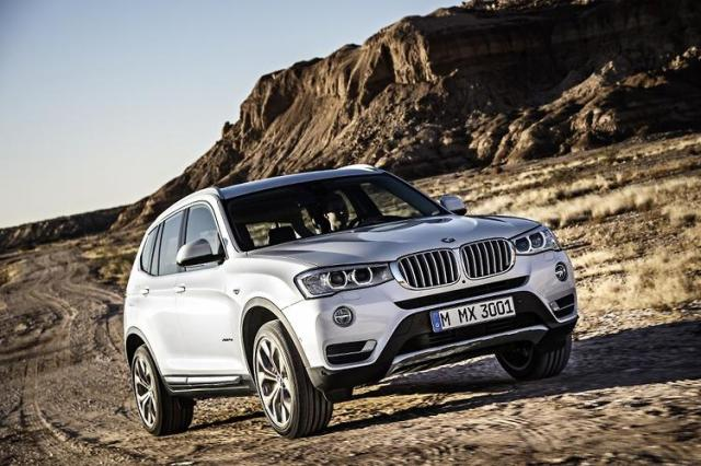 Image result for bmw x3 emissions
