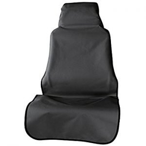 Aries Automotive 3142-09 Black Universal Bucket Seat Sweat Protector