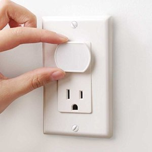 Baby Mate Child Proof Safety Plugs for Outlets