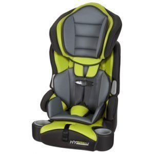 The recalled Baby Trend Hybrid LX 3-in-1 booster car seat