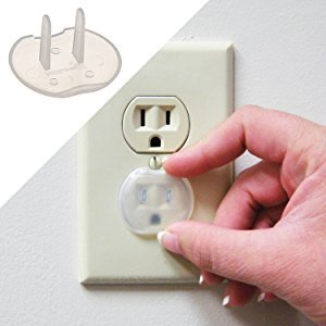 Dreambaby baby safety protectors for electrical outlets