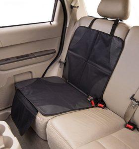 Freddie & Sabbie car seat protector