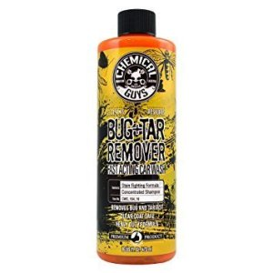 Chemical Guys CWS_104_16 bug and tar remover for cars, best product to remove tar from car