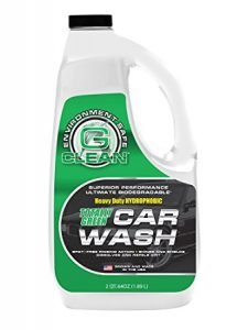 Green Earth Technologies 1206 G-CLEAN Green Auto Wash, no rinse car wash soap