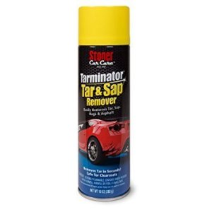 Stoner Car Care 91154 Tarminator Bug, Tar, Sap, and Grease Remover, bug remover spray for cars