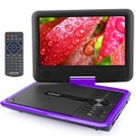 ieGeek 11.5 inch battery operated portable DVD players,