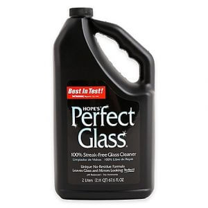 Hope's Perfect Car Glass Wash Refill, best way to wash windows
