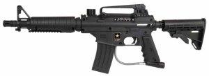 Tippmann US Army Alpha Elite Paintball Marker Gun 3Skull Package Set, most powerful paintball guns