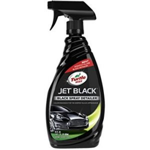 Turtle Wax T-319 Black Spray Detailer, best spray detailer for black cars, best car wax for black cars