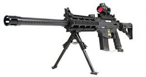 Wrek Paintball Project Salvo Sniper Paintball Marker Package, long range paintball sniper rifles