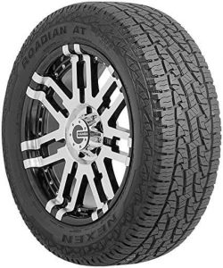 Nexen Roadian AT Pro RA8 Radial Tire, best mud and snow tires for SUV