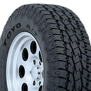 Toyo Open Country A T II Performance Radial Tire, best all terrain tires for durability