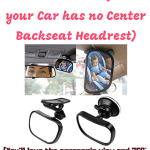 10 Best Baby Mirrors for a Car with no Headrest (2020) (Unbiased Review and Buyers' Guide)