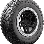BFGoodrich radial tire for mud terrain, best all terrain tire for highway