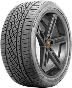 Continental Extreme Contact DWS06 all-season automobile rubber rings for the wheel, best tires for comfortable ride