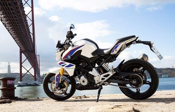 TVS makes BMW G310 R