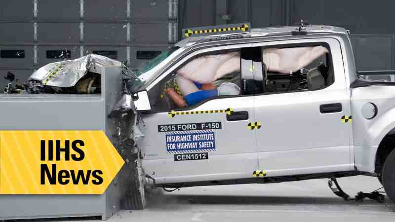IIHS Tests Cars On Various Parameters