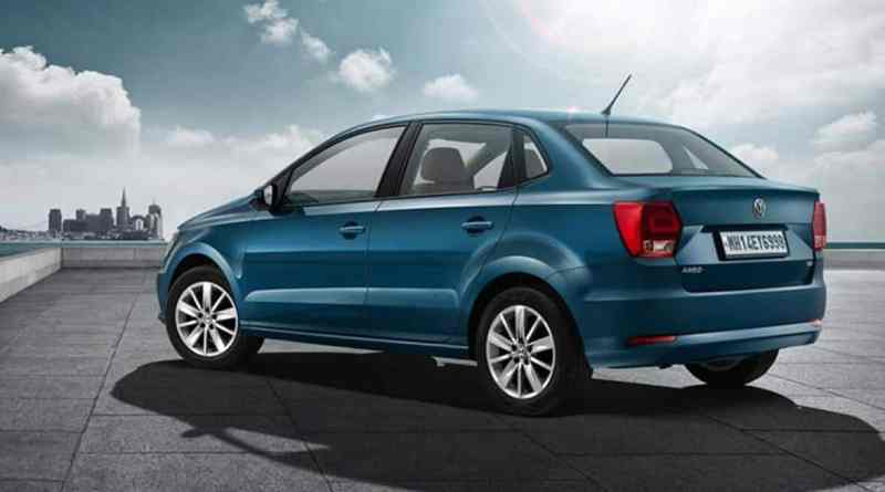 Volkswagen Ameo gets an Updated Petrol Engine