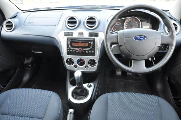 Ford Figo Interiors