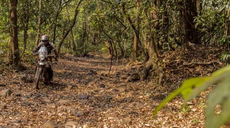 Royal Enfield Unroad Goa Himalayan