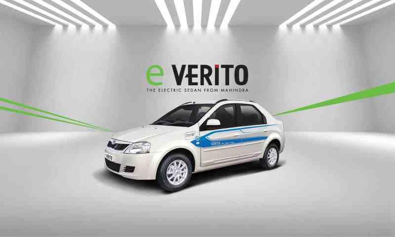 Mahindra eVerito electric car