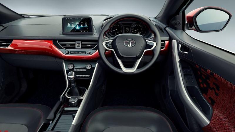 Tata-Nexon-Dashboard-interiors