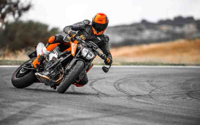 KTM 790 Duke Features