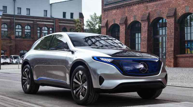 Mercedes Planning to Make Electric Cars in Pune