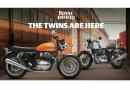 Royal Enfield Introduced New 650cc Engine and 2 New Bikes