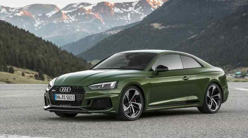 Audi RS5 Coupe Launched in India