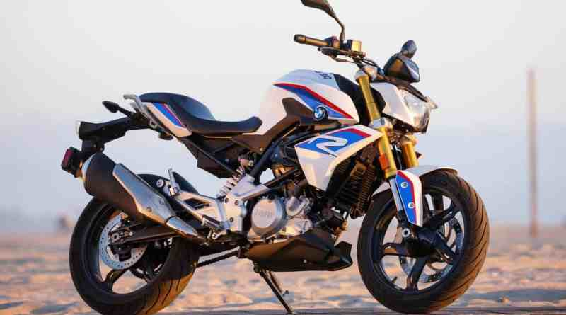 BMW G 310 R naked bike