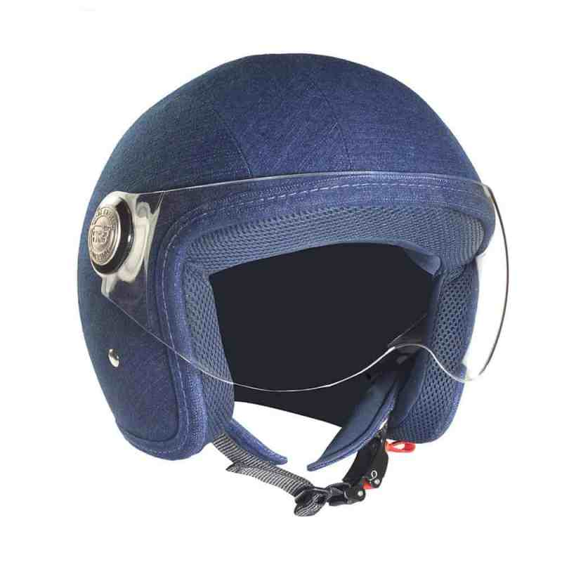 Denim Helmet