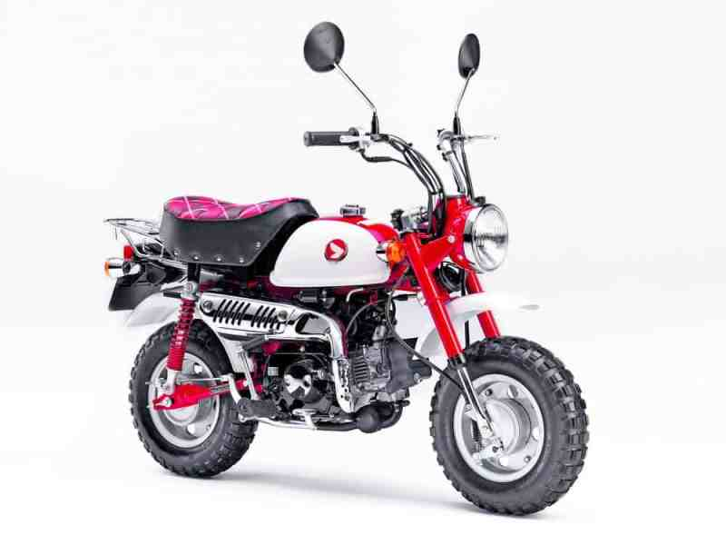 2017 Honda Z50 Final Edition - The Original Monkey