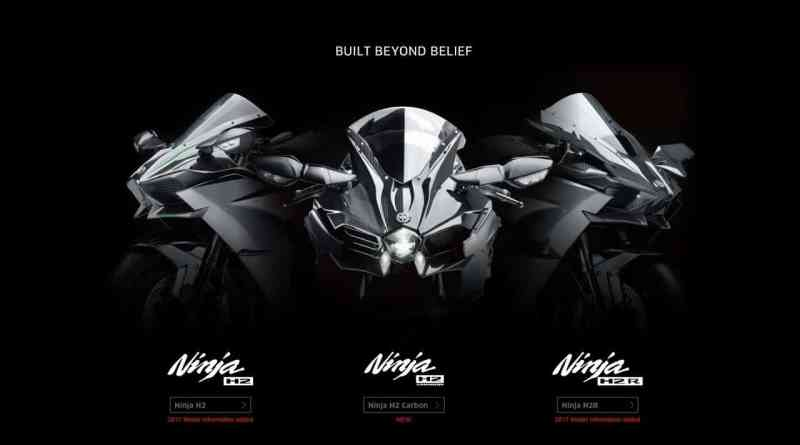 2019 Ninja H2 Unveiled; Gets 31 Extra Horses