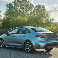 All New Corolla Altis 2019 Grand Avanza Veloz 1.5 2018 Toyota Unveiled In China Images Video With The Tnga Platform Is Hoping That To Reflect Its Fun Drive Philosophy Improved Driving Dynamics