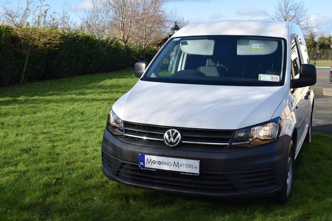 New Volkswagen Caddy Panel Van 1.2-litre Petrol TSi   Motoring Matters