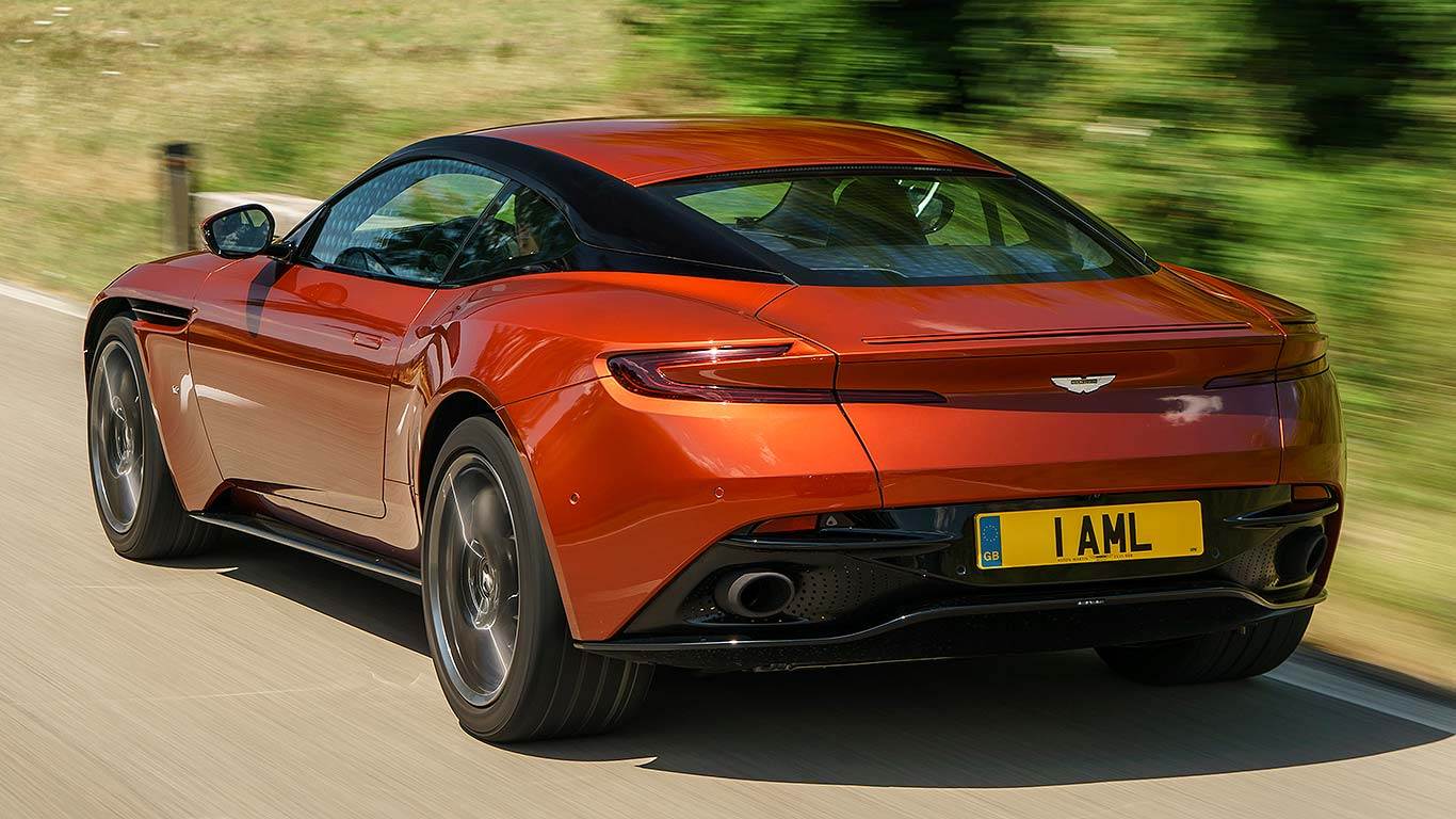 Aston Martin Db11 2016 Review First Drive  Motoring Research