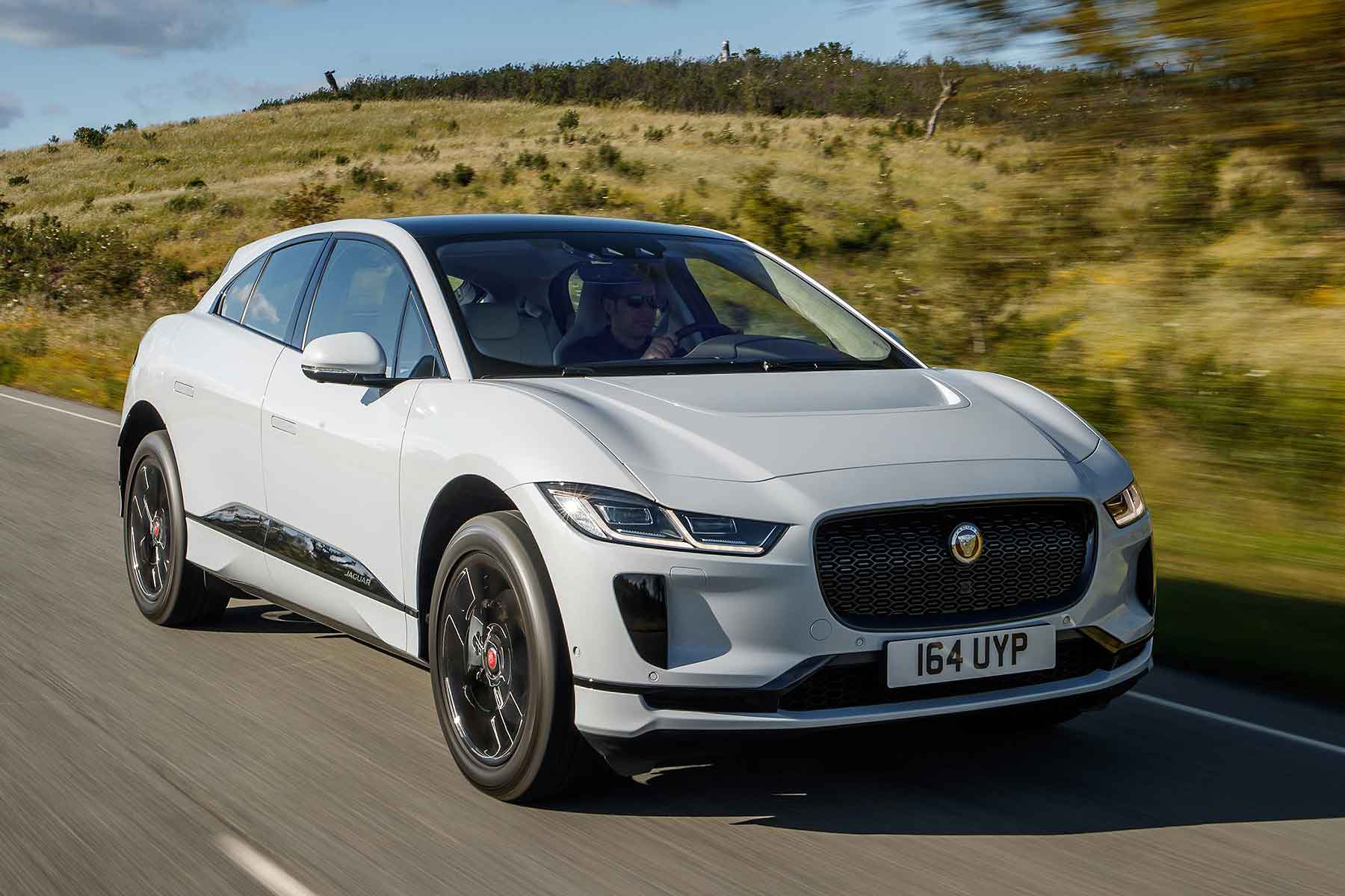 Jaguar Electric Car Price In India