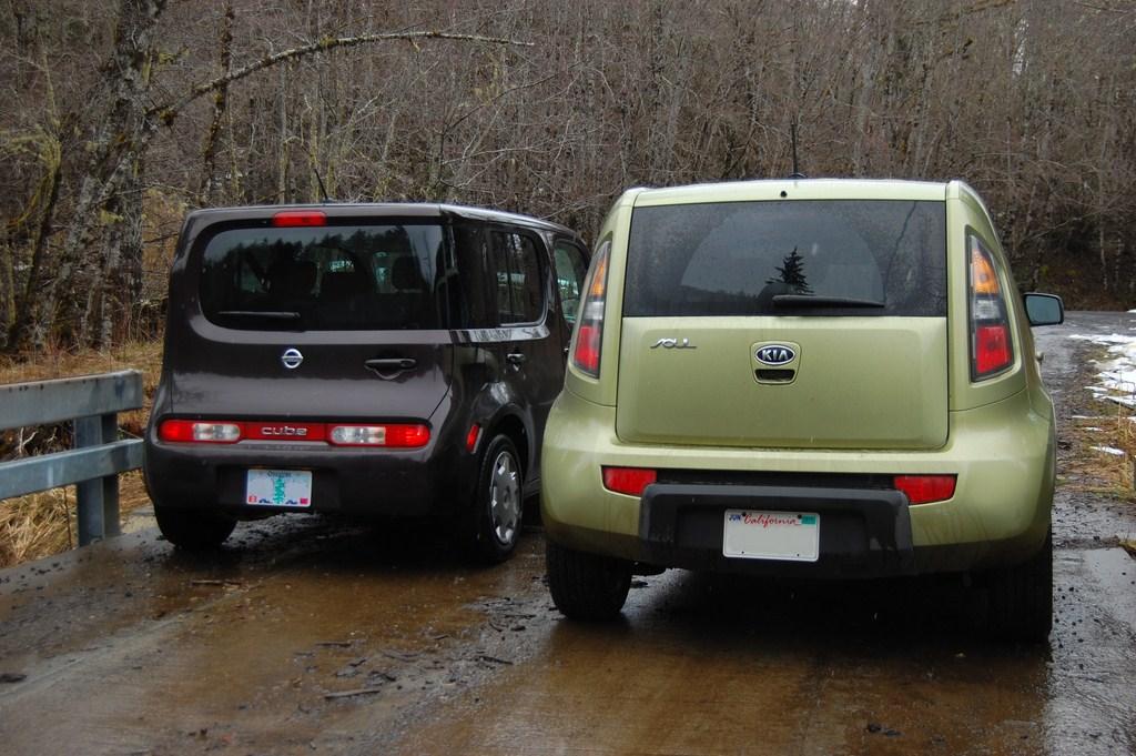 Kia Soul Vs Nissan Cube Motoring Rumpus