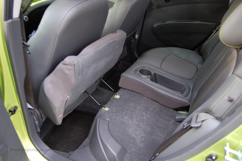 2013 Chevy Spark Review Motoring Rumpus